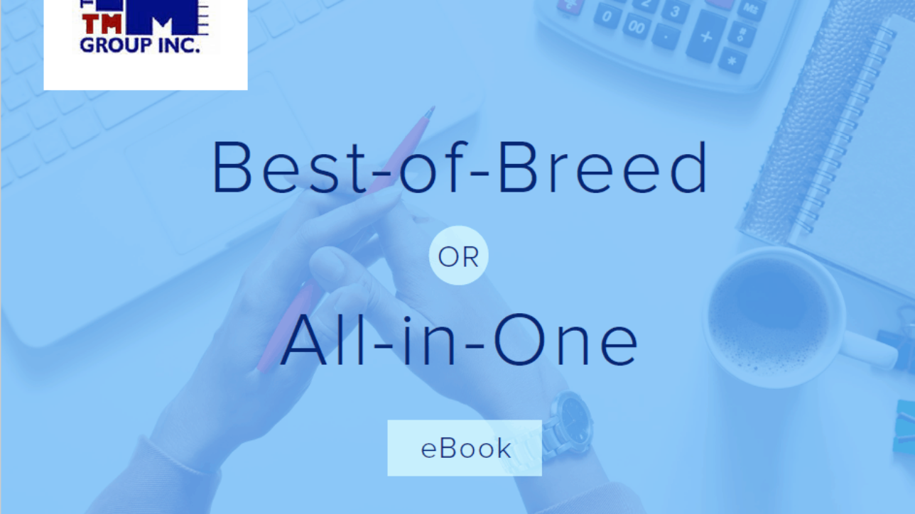 Best-of-Breed or All-in-One eBook