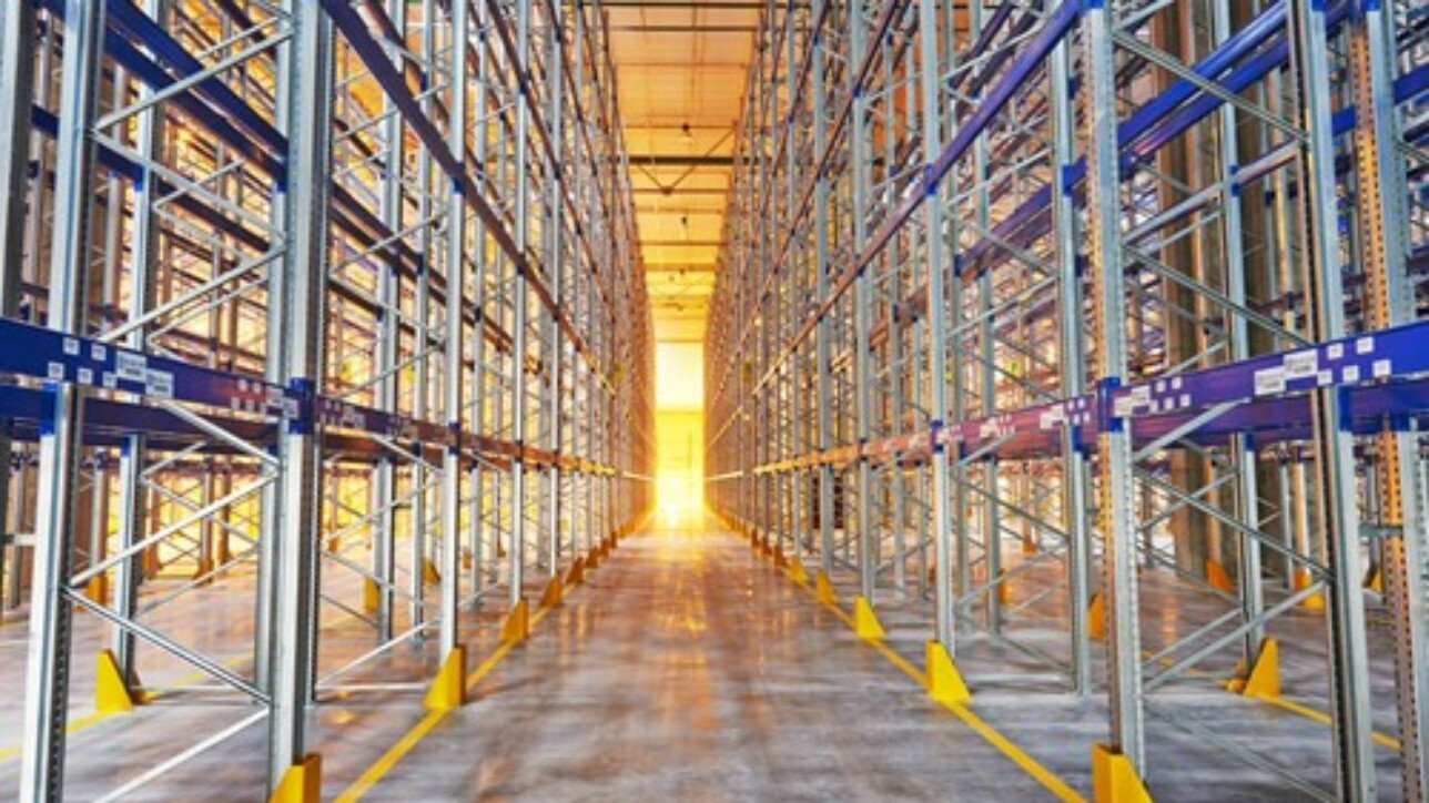 A cloud-deployed data warehouse has plenty of storage space for small businesses.