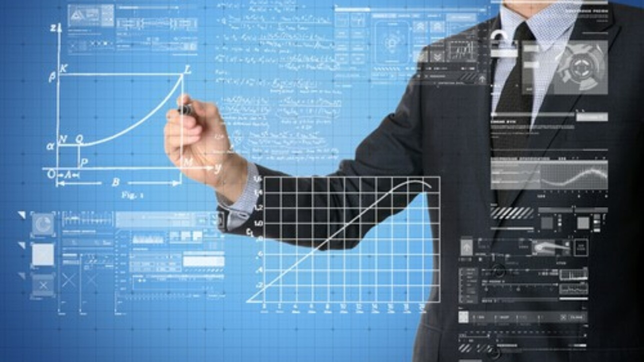 Microsoft Dynamics GP offers the visualized data businesses need.
