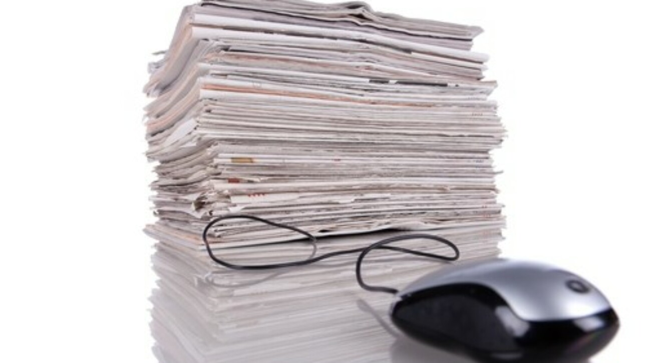 Search through piles of paperwork instantly, using Microsoft Dynamic's new feature.