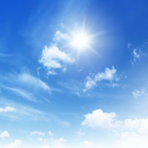 Tracking sunny days in CRM solutions may indicate how much weather plays a part in demand.